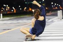 surf, skate & summer dreams / by Lydi Lei