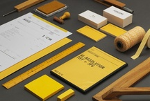 Branding & Identity / Business stationery, logos, visual identity.