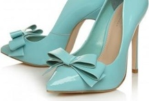 """SHOOOES / """"Give a girl the right shoes, and she will conquer the world!""""  - Marilyn Monroe"""