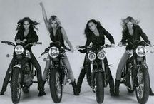 Beauty { and the bike }