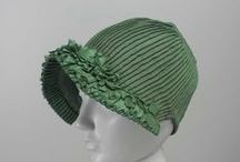 Vintage Fashion - Hats / Vintage hats and headwear / by Aunt Pitty Pat