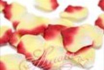 Silk Rose Petals / Silk Rose Petals