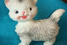 Kitty Cat Kitsch /  Cat Kitsch for cat lovers.