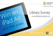 LIBQUAL 2014 / Anglia Ruskin University Library survey 2014