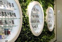 Фитодизайн.Вертикальное озеленение Иркутск. / Тропические растения вертикально! создают особый микроклимат в вашем жизненном пространстве! это круто. Все настроено автоматически, просто добавь воды!