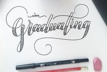 typography & handlettering