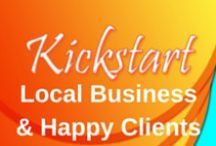 Local Business & Happy Client Reviews / Some of the awesome local businesses I have had the pleasure of working with.  Online & social marketing, business consulting clients.