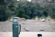 Camp style / Is a backwoods lifestyle your dream? Be inspired with some camp styling ideas....