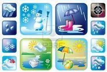 Rok - ročné obdobia, počasie