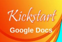 Google Docs / Kickstart Creative Works, just bringing to your attention all the amazing techniques that are provided by Google to help you run your business efficiently.