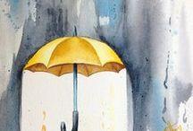 watercolor - inspiration