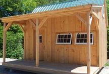 Tiny Houses. Kits. JCS / We are well known for our high quality post + beam and timber frame kits. Detailed, easy to follow instructions, with a toll free tech support line 1-866-297-3760. Most of our buildings only require beginner carpentry skills + basic carpentry tools/supplies with an estimated assembly time of 2 people, 40 hours for a medium/larger sized tiny house. Monday - Friday 8-5pm, Saturday 9-4 + Sundays by chance or appointment. Eastern Standard Time. Or email design@jamaicacottageshop.com