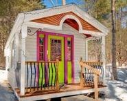 Vermont AirBnB. JCS / Experience cottage living by staying in a tiny house built by Jamaica Cottage Shop, (we call this cottage Apple Blossom) during your stay in Jamaica, Vermont - only a few minutes to Stratton Ski resort. https://www.airbnb.com/rooms/2973920