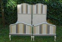 mobili dipinti / mobili trasformati con il colore