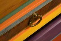 mobili creati con cassetti / pensili, librerie, comodini, mobili creati con cassetti riciclati