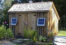 Sheds. Kits. JCS / Crafted in Vt. Pre-cut & color-coded for easy assembly. All fastening hardware, roofing + step-by-step plans included. For beginner carpentry skills, no special tools required + technical support is provided via our toll-free in house support line. Estimated assembly time is less then 40 hours for 2 people to complete. Many options available. Mon - Fri 8-5, Saturday 9-4 + Sunday by chance or appointment. Eastern Standard Time. Toll free 1-866-297-3760. Or email design@jamaicacottageshop.com