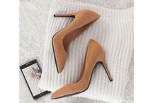 ΓΟΒΕΣ ~ PUMPS / #heels #pumps #goves
