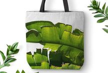 Tote bags & Pouches / Decorative printed Totes and Pouch bags