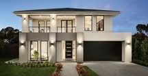 """Washington 51 / The Washington 51. Features include: 2740mm (9') ceiling to ground floor, 2590mm (8' 6"""") ceiling to first floor, 2 pack finish to front door, French Oak timber floors, guest bedroom/Ensuite/WIR to ground floor, French doors to the balcony, square set cornice to ground floor, full butlers pantry, integrated fridge & freezer, stainless steel appliances, air conditioning, security system and much more."""