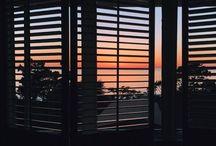 Sunsets / Watch more sunsets than netflix