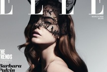 Editorial & Magazine covers / Best and latest editorial & magazine covers with celebrities and fashion models.