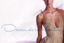 Oscar de la Renta, elegant fashion and style / Best of Oscar de la Renta fashion and style.