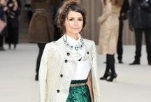 Miroslava Duma Fashion, Style and Makeup / Russian fashionista and style icon Miroslava Duma.