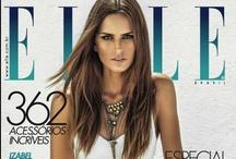 Izabel Goulart Fashion, Style, Hair & Makeup / Best photos of Izabel Goulart Fashion, Style, Hair & Makeup.