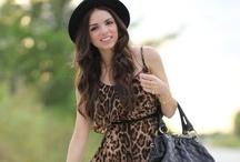 Animal prints fashion / Best of Animal Print Fashion. Leopard prints. How to wear animal prints?