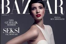 Hanaa Ben Abdesslem Fashion, Style, Hair & Makeup / Hanaa Ben Abdesslem is a Tunisian model. She has worked with such designers as Jean Paul Gautier, Vivienne Westwood, Chanel, Oscar de la Renta, and Anna Sui. Hanaa Ben Abdesslem Fashion, Style, Hair & Makeup.