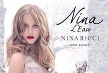 Nina Ricci, best photos and perfumes of Nina Ricci / Best photos, fashion and perfumes of Nina Ricci.