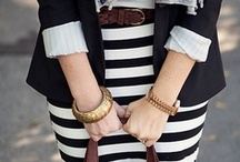 The striped