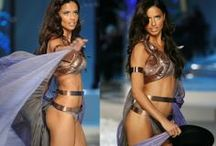 Adriana Lima Fashion, Style, Hair & Makeup / Best inspiration and photos of Adriana Lima Style, Hair & Makeup. Brazilian supermodel Adriana Lima. Victoria's Secret Angel Adriana Lima.