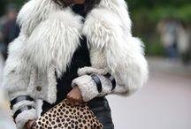 Fur and faux fur <3