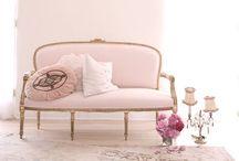 My pinterest bedroom / Vintage klasiğim favori pastel renklerim