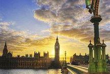 """LONDON #thisislondon / """" Celui qui est lassé de Londres, l'est de la vie, car Londres a tout ce que la vie peut offrir."""" Samuel Johnson"""