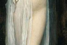 Désirs et volupté à l'époque victorienne /  Chefs-d'œuvre célèbrant la beauté féminine et représentatifs d'un courant artistique majeur de l'Angleterre du XIXe siècle