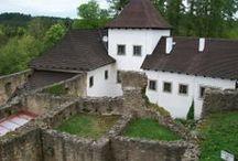Landštejn - Czech Republic - má fota