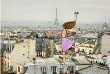 Kanako Kuno / Découverte grâce à my little Paris, j'aime beaucoup son univers. Elle aime croquer et sublimer la parisienne - pas que , les provinciales se retrouvent aussi ;-)- , sa silhouette élancée sa démarche impertinente, et ses mimiques effrontées.