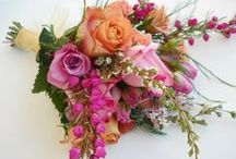 Wedding Flowers / Bouquets, boutonnieres, corsages, flower girls, ring bearers, ceremony and reception arrangements - you name it!