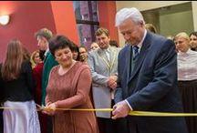 Урочиста церемонія відкриття нового корпусу бібліотеки НТУ «ХПІ»
