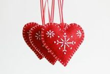 Christmas decorations / Lovely Christmas decorations