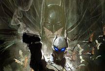 Batman and Stuff / Batman, Robin, Red Robin, Red Hood, Nightwing❤️, Joker, Harley Quinn, Young Justice, Justice League, Injustice League and much, much more!!!!❤️ / by Quincie Simmons