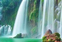 Waterfalls of the World / by George Dalgliesh