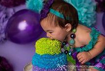 Babyshower / fête de naissance, goûter d'anniversaire