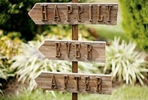 They Lived Happily Ever After... / Wedding ideas / by Megan Strong