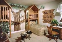 Kid's Room / by Candice Toupin