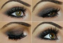 Makeup / Make up tips and tricks. Looks that I like.  / by Candice Toupin