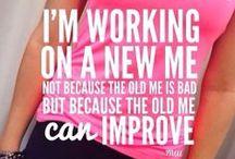 Exercise Motivation / by Kresenda Keith