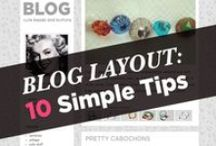 blogging / by Candice Toupin